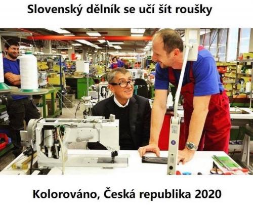 Slovenský dělník