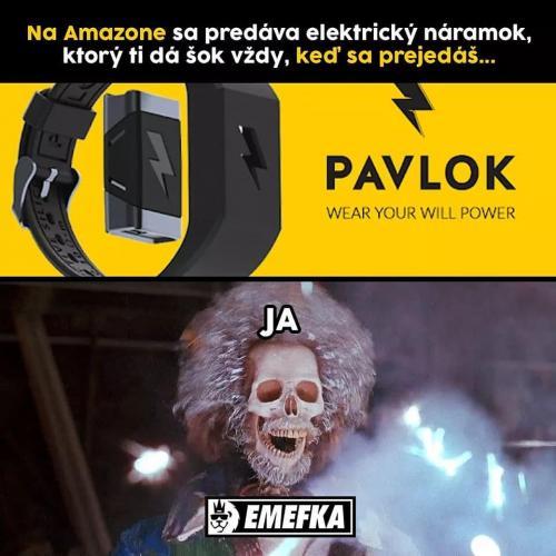 Elektrický náramek