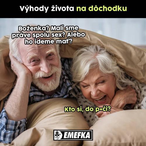 Důchod
