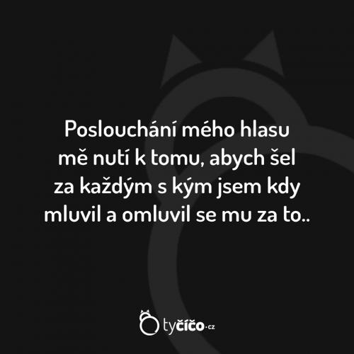 Můj hlas