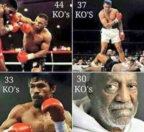 Bill Cosby patří k nejlepším z nejlepších