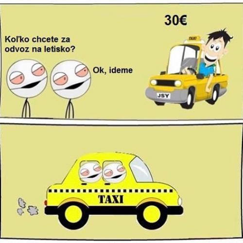 Taxík