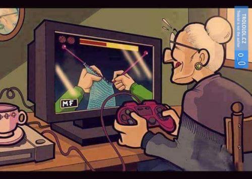 Babička budoucnosti