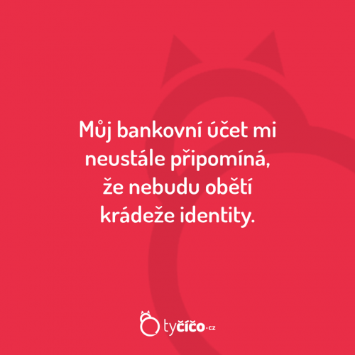 Krádež identity