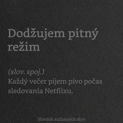 Režim