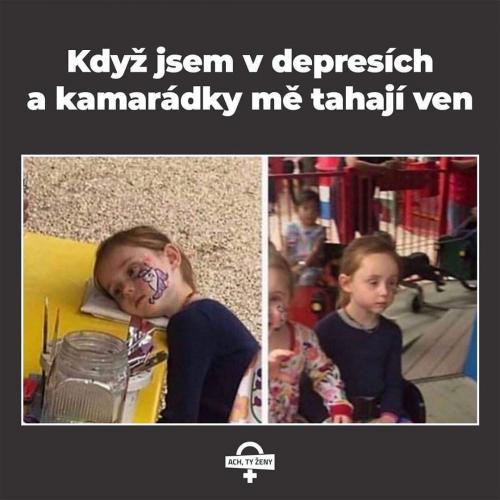 Depresivní