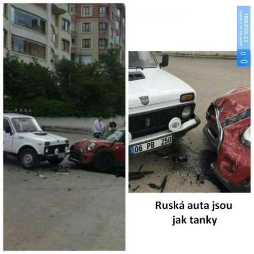 Ruská auta