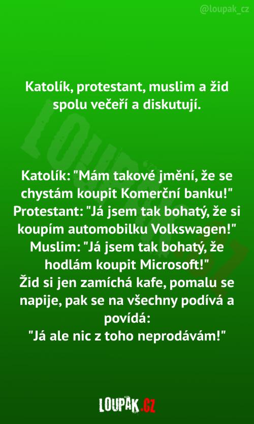 Diskuze věřících