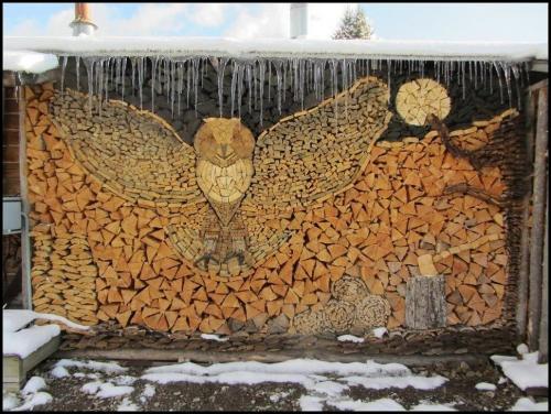 Zásoba dřeva
