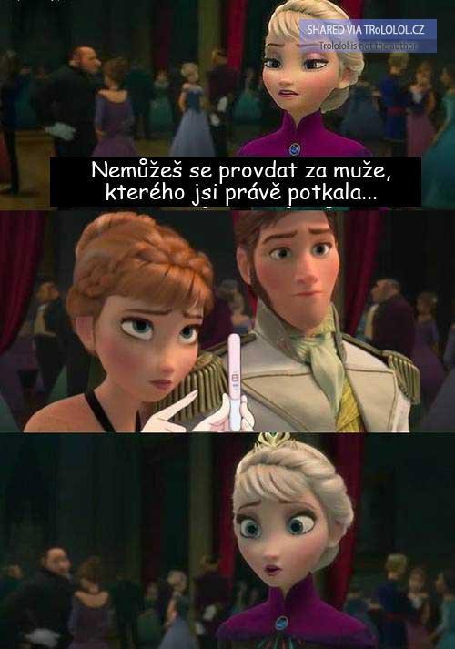 Jak to bylo doopravdy - Frozen