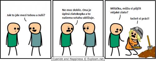 Zlatokopka
