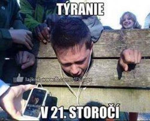 Týrání 21