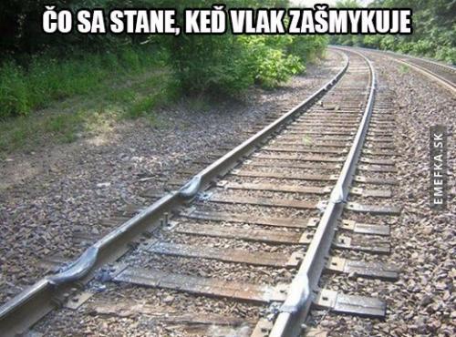 Drift vlaku
