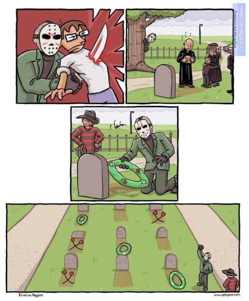 Jason vítězem