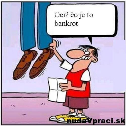 Bankrot?