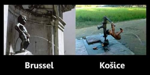 Brussel vs. Košice