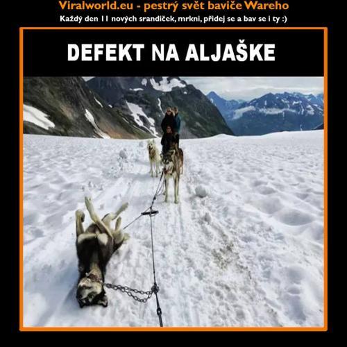 Defekt na Alijašce