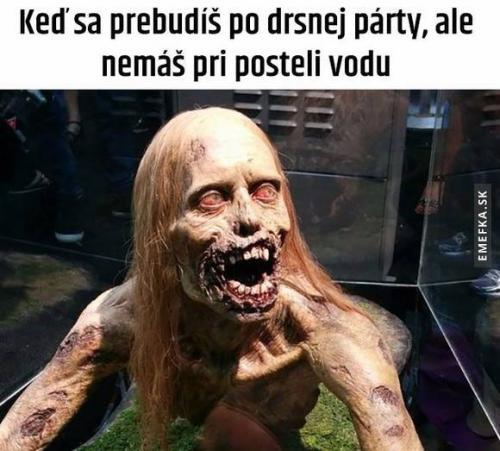 Drsná párty