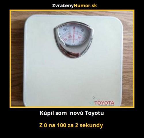 Nová Toyota