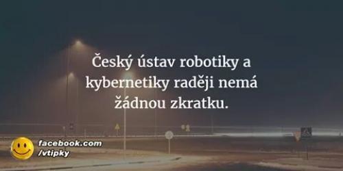 Český ústav robotiky