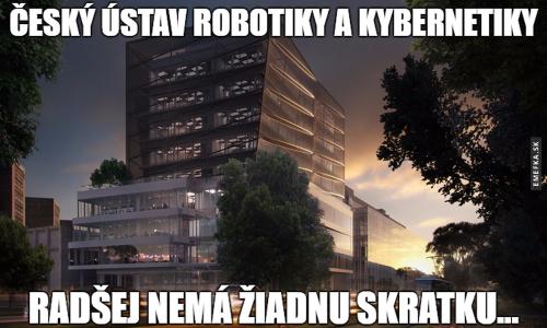 Český ústav robotiky a kybernetiky