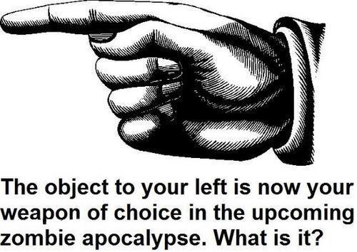 Tva zbran na zombie
