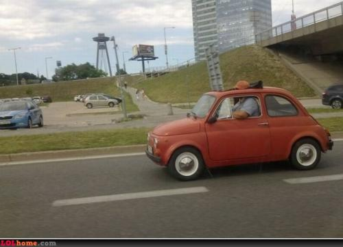 Menší vozidlo