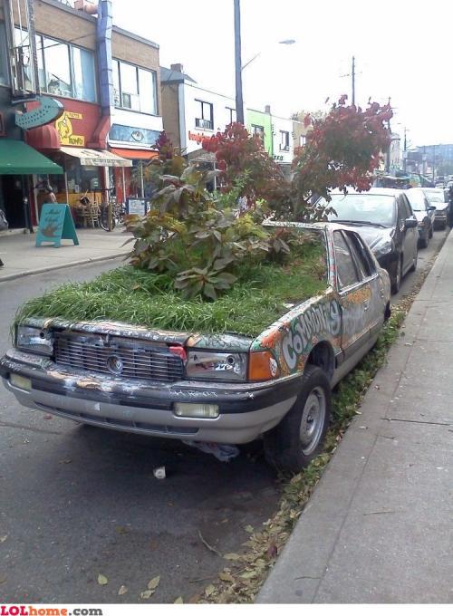 Ekologické auto