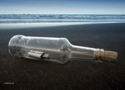 Vzkaz v láhvi