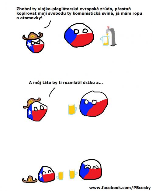 Přátelský texas