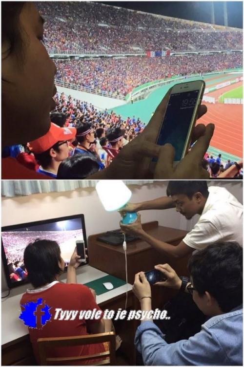 Sledování mistrovství světa