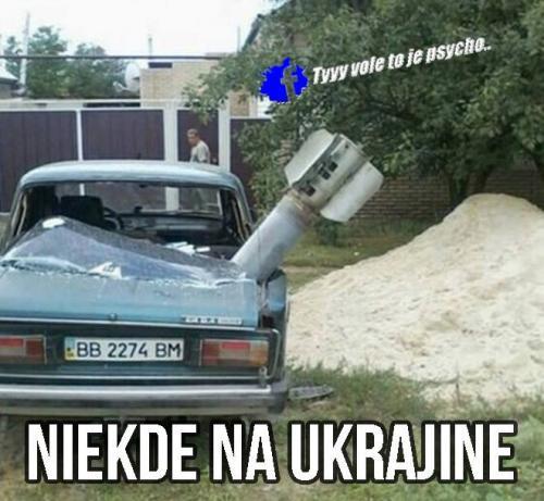 Ukrajina