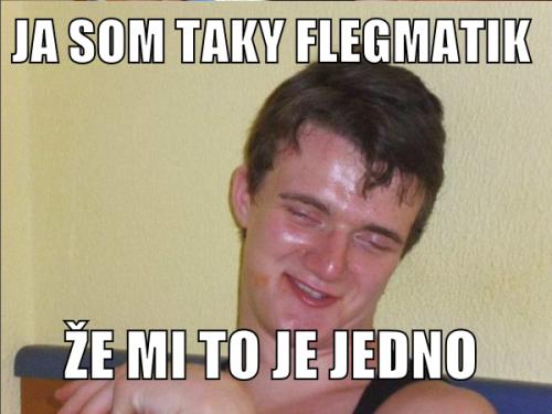 Flegmatik