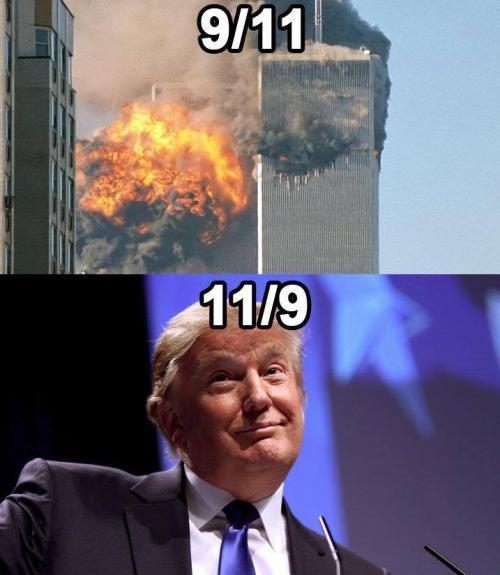 Dvě americké pohromy
