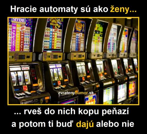 Hrací automaty
