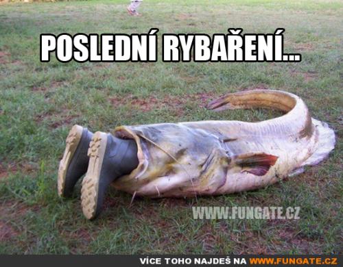 Poslední rybaření