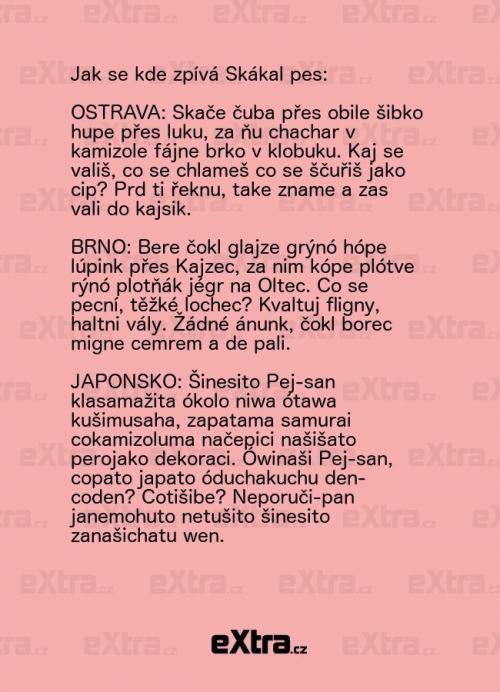 Česká píseň