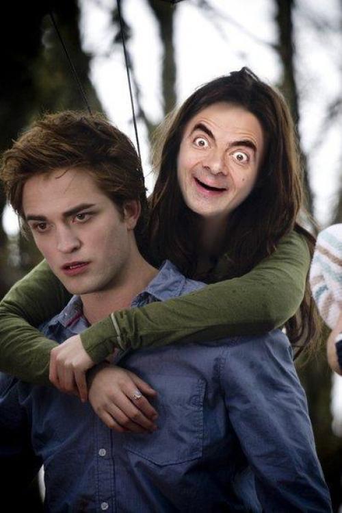 Edward & Mr. Bean