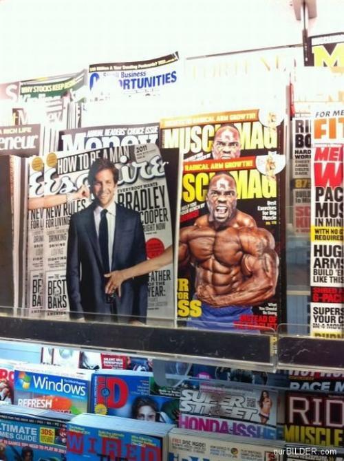 Co dokáží časopisy
