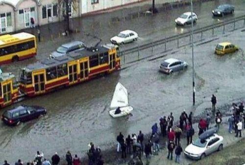 Plovoucí tramvaj