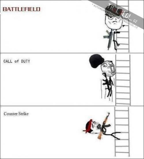 Bojové hry