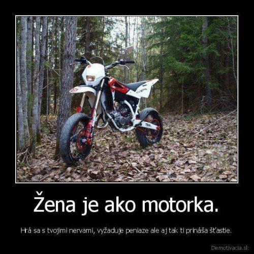 Motorka Loupak Cz