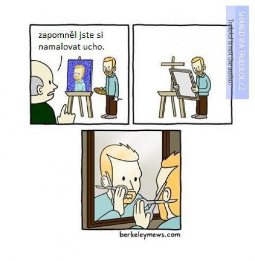 Umění je dřina
