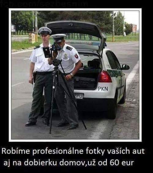 Profesionální fotky