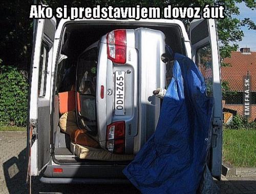 Dovoz aut