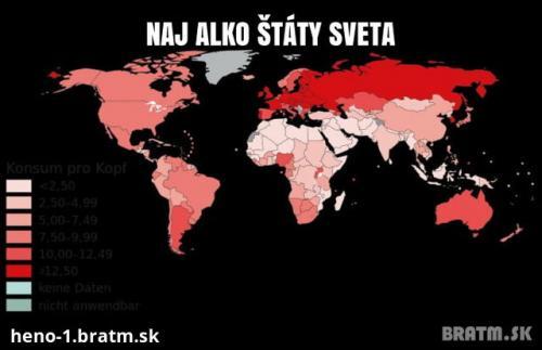 Alkoholické státy