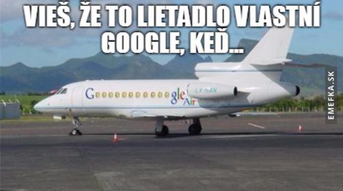 Google air