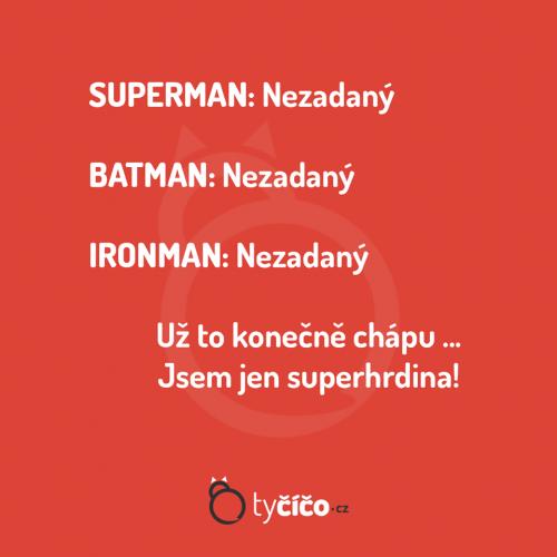 Superhrdinové