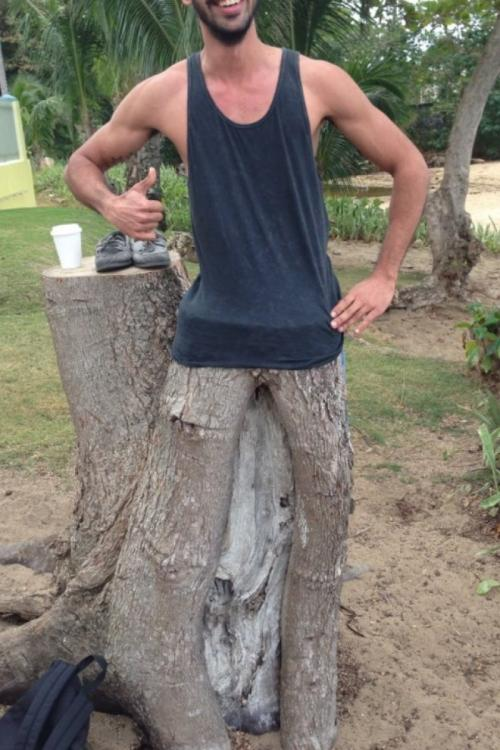 Dřevěné nohy