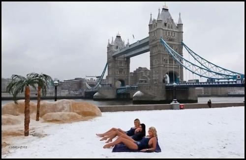 Focení - Londýn